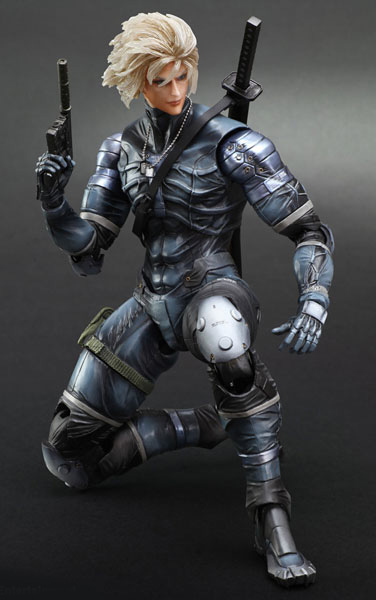 Raiden Metal Gear Solid 2 Sons of Liberty Figure