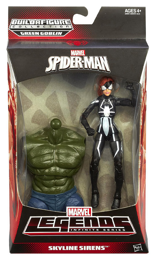 Spider-Girl Anya Corazon Marvel Legends Figure