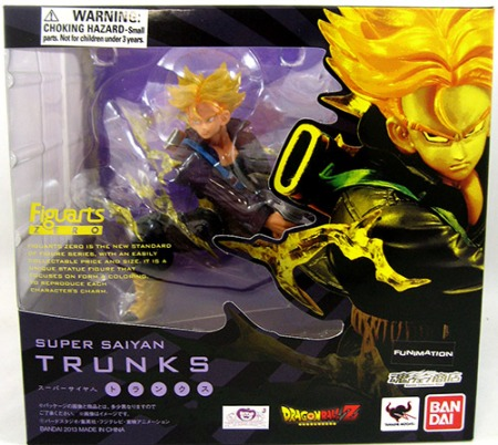 Super Saiyan Trunks Dragonball Z Figure