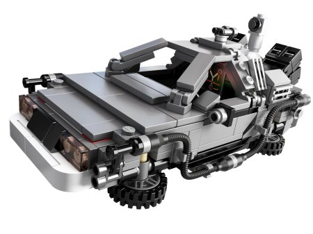 The DeLorean Time Machine Lego 21103