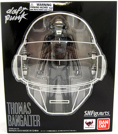 Thomas Daft Punk Figure