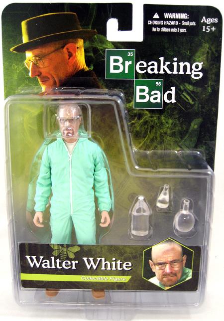 Walter White Hazmat Suit Figure