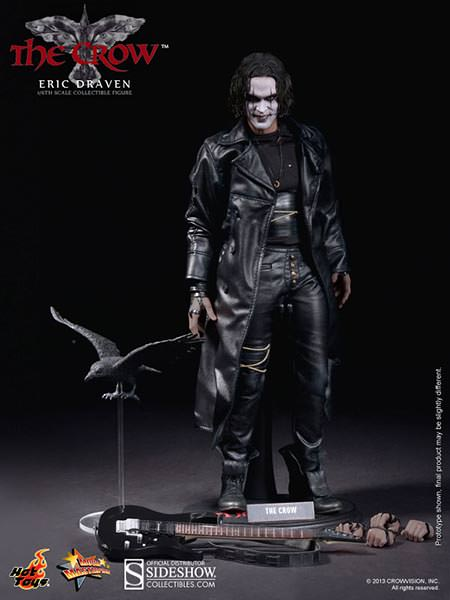 Eric Draven Hot Toys The Crow Figure