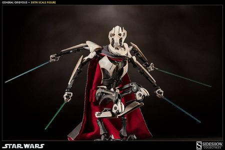 General Grievous Sideshow Figure
