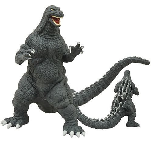 Godzilla Vinyl  Figure Bank