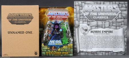 The Unnamed One MOTU Figure