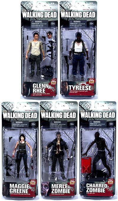 The Walking Dead Series 5 Figures