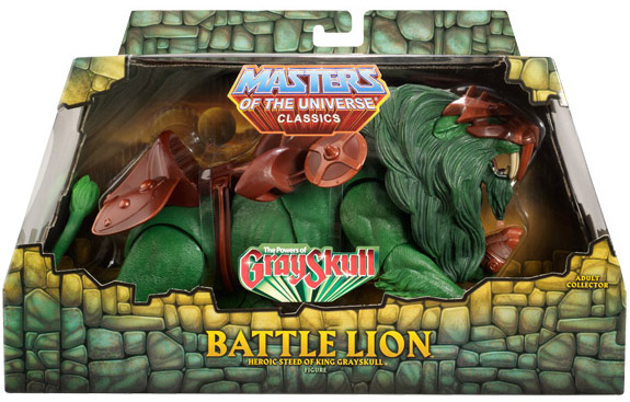 Battle Lion MOTU