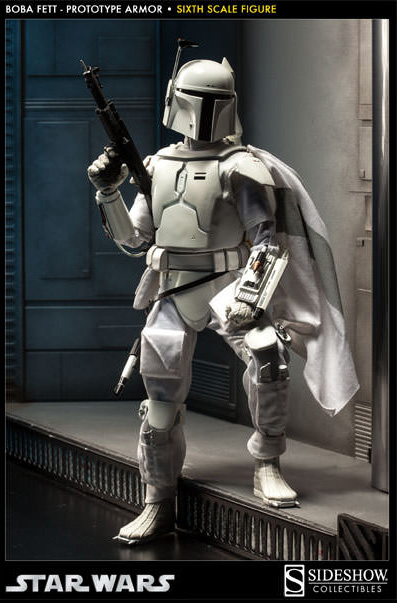 Boba Fett (Prototype Armor) Sideshow Figure