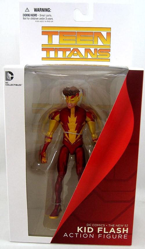Kid Flash New 52 Figure