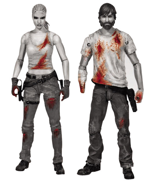 Rick & Andrea 2-Pack Exclusive
