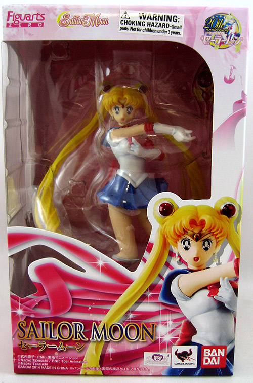 Sailor Moon R Design Bandai Figure