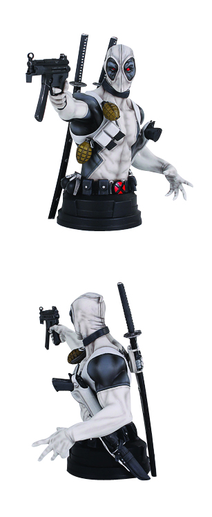 X-Force Deadpool Bust