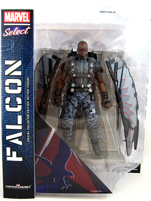 Falcon Marvel Select Figure