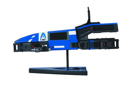 Systems Alliance Drop Shuttle Mass Effect Ship