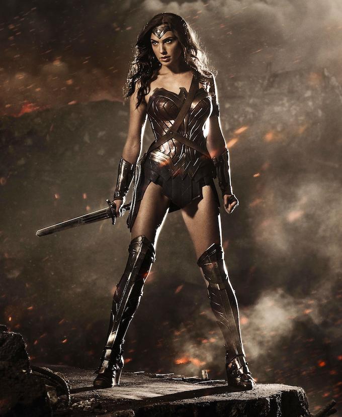 Wonder Woman Batman Vs