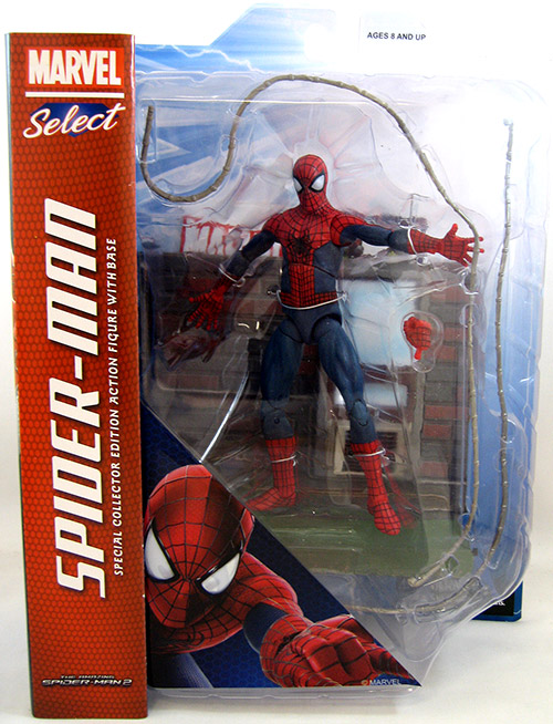 Amazing Spider-man Marvel Select