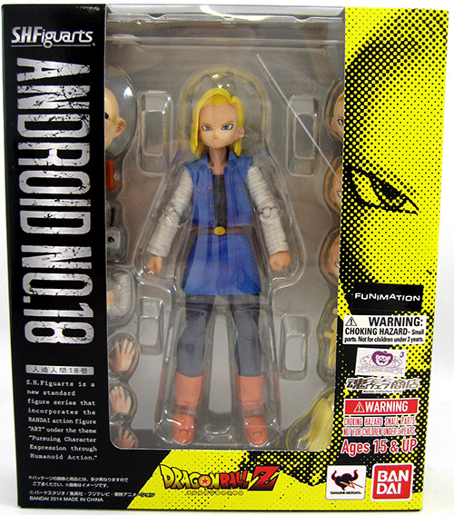 Android 18 Figure