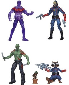 Avengers Infinite Series 4 Figures