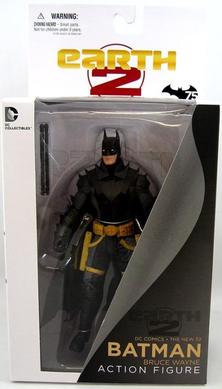 Earth 2 Batman Figure