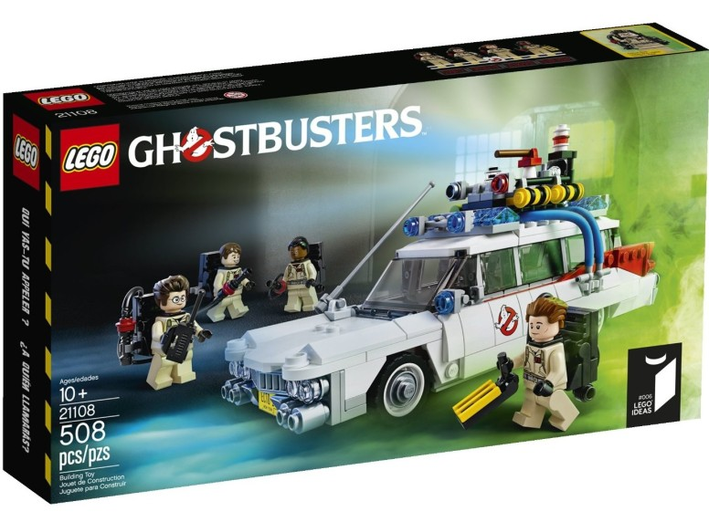 Ecto 1 Ghostbusters Lego 21108