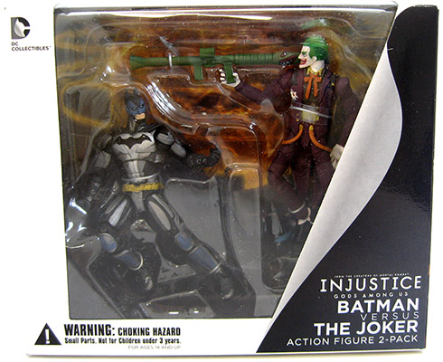 injustice batman joker