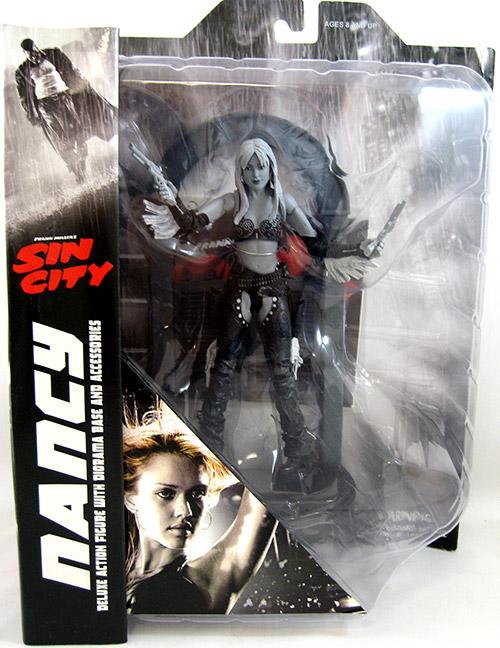Nancy Sin City Select Figure