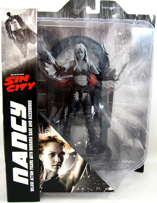 Nancy Sin City Select Figure