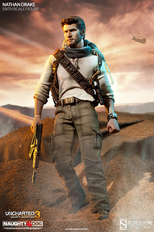Nathan Drake Uncharted Figure