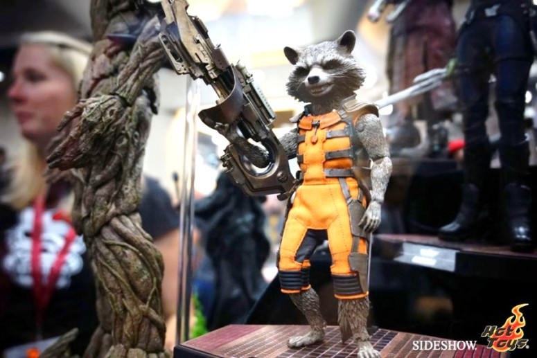 Rocket Raccoon Hot Toys