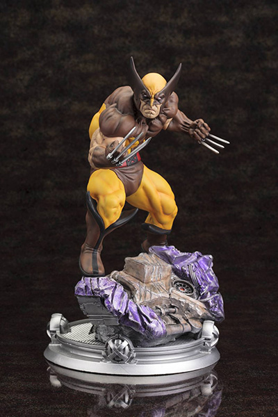 Wolverine X-Men Danger Room Statue