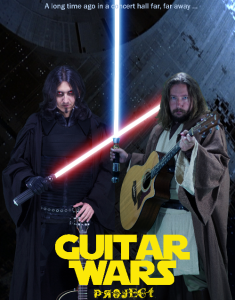 The Guitar Wars Project will be in Montreal on March 28. Source: GWP