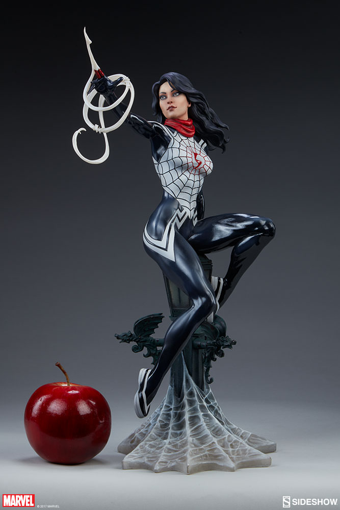Silk 15 Inch Statue Sideshow 200502 Ships In Nov Of 2018